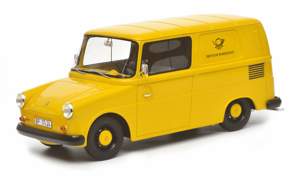 Schuco PRO.R18 VW Fridolin Deutsche Post 1:18