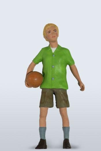 figurenmanufaktur Figur 1:18 Junge