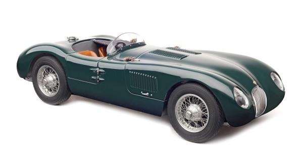 CMC Jaguar C-Type, 1952 (British Racing Green)