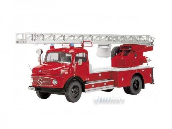 Schuco MB L322 Drehleiter Feuerwehr Limited Edition