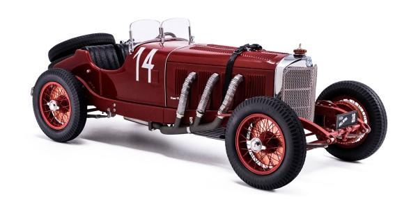 CMC Mercedes-Benz SSK, 1930, rot ohne Kotflügel