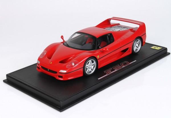 BBR Ferrari F50 Coupe 1995 Rosso Limited Edition 500 1/18