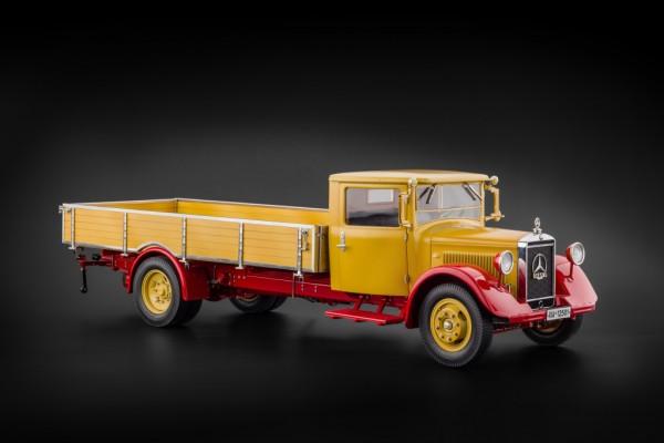 CMC Mercedes-Benz LO 2750 1934-38 mit offenem Pritschenaufbau