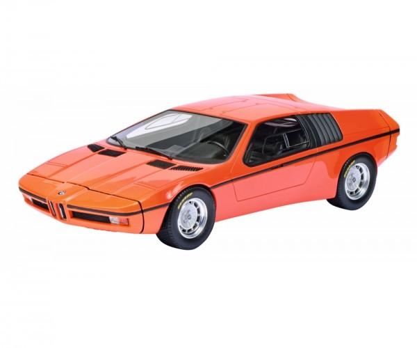 Schuco BMW Turbo X1 E25 orange 1:18