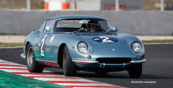 CMC Ferrari 275 GTB/C, 1966, Chassis 9057 Limited Edition 1000 Stk.