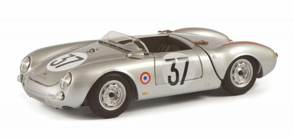 Schuco Porsche 550 Spyder #37 24h Le Mans 1955 1:18