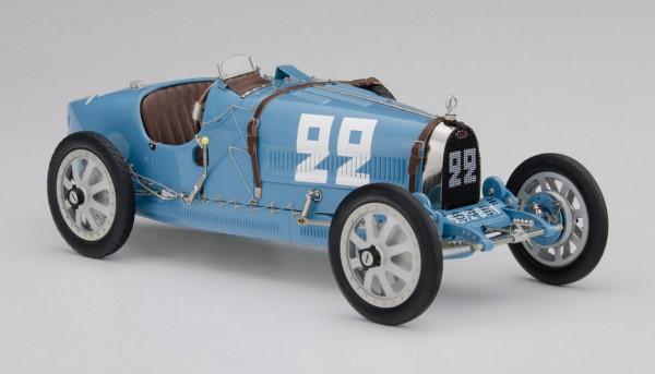 CMC Bugatti Typ 35 - Frankreich - Limited Edition 1000
