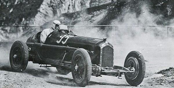CMC Alfa Romeo P3 Caracciola, Gewinner Klausenrennen 1932, #95 Limited Edition 1000