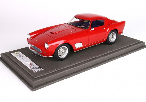 BBR Ferrari 250 TDF faro dritto 1958 red Limited Edition 300