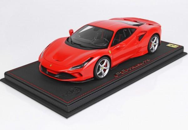 BBR Ferrari F8 Tributo Rosso Scuderia Red Brakes 1/18 Limited Edition 48 Stück