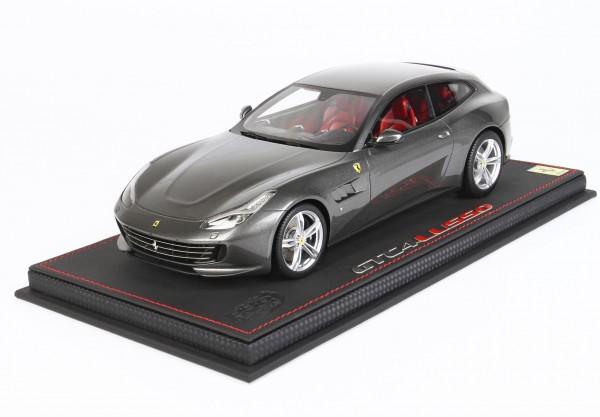BBR Ferrari GTC4 Lusso Grigio Ferro metal 1/18 Limited Edition 24