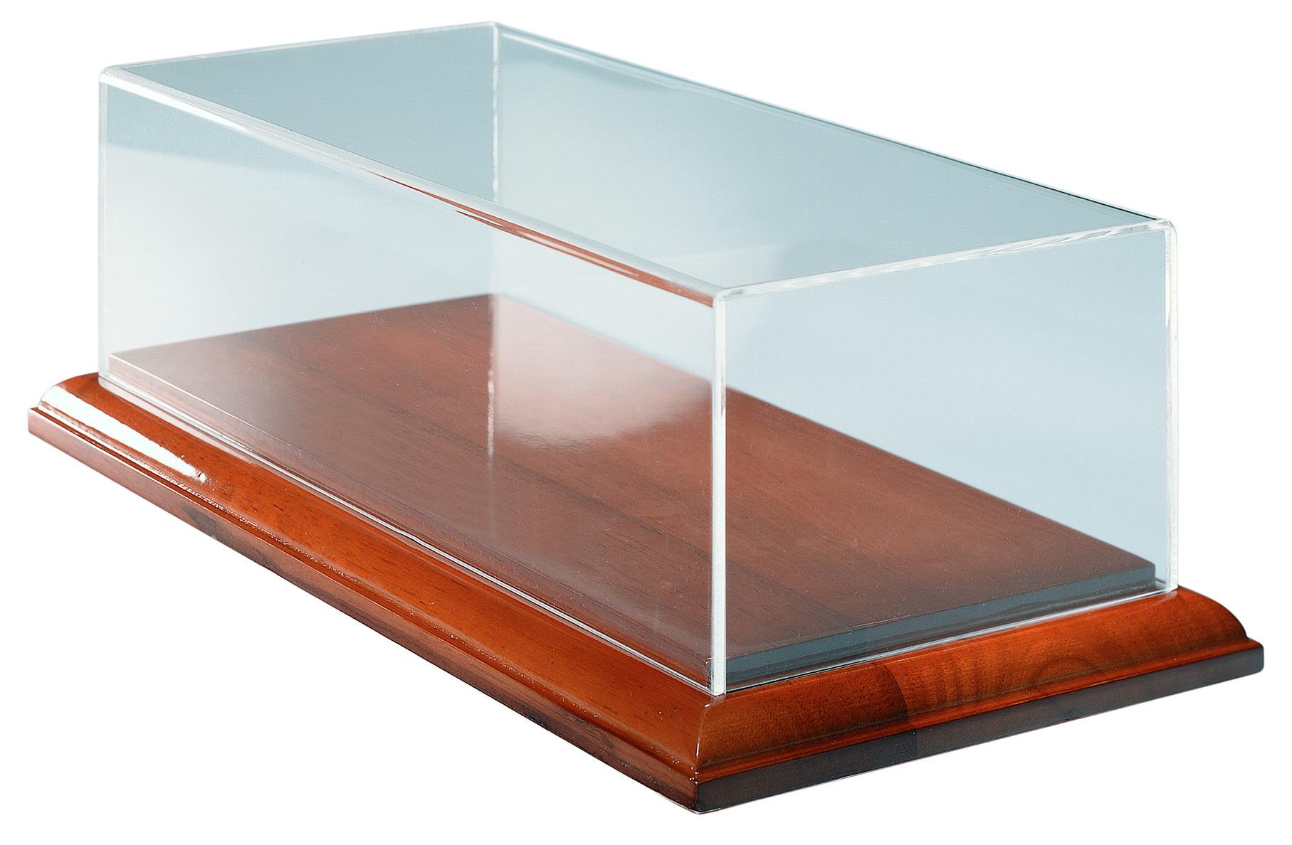 cmc praesentations vitrine fuer modelle im massstab 1 24. Black Bedroom Furniture Sets. Home Design Ideas