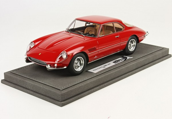 BBR Ferrari 400 Superamerica rosso 1962 1/18 Limited Edition 200