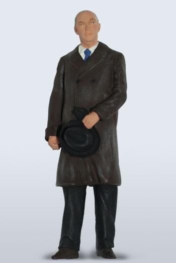 figurenmanufaktur Figur 1:18 Konrad Adenauer