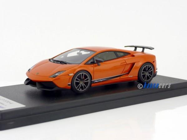 Looksmart Lamborghini Gallardo LP570-4 Superleggera Orange Borealis 1:43