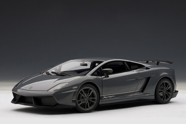 Auto Art Lamborghini Gallardo LP570-4 SUPERLEGGERA grau