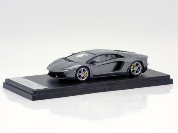 Looksmart Lamborghini Aventador LP 700-4 GRIGIO ESTOQUE