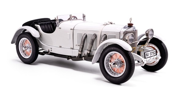 CMC Mercedes-Benz SSK, 1930 weiß