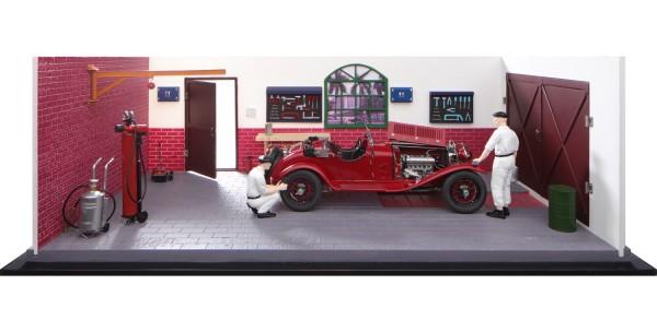 CMC Classic Garage Limitierte Edition 200 Stück