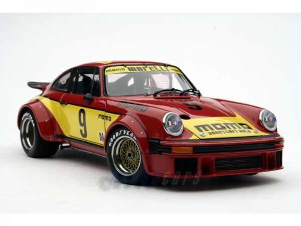 Exoto Porsche 934 RSR 1977 Momo, World Championship, Silverstone Gianpiero Moretti, Vittorio B