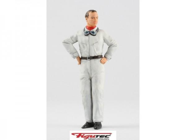 Figutec Figur Rudolf Caracciola, handbemalte Miniatur-Figur, TEC180038M