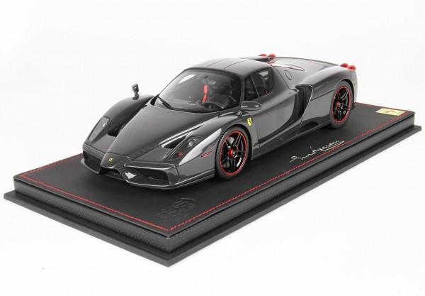 BBR Ferrari Enzo Ferrari carbon fiber 1/18 Limited Edition 20 Stück