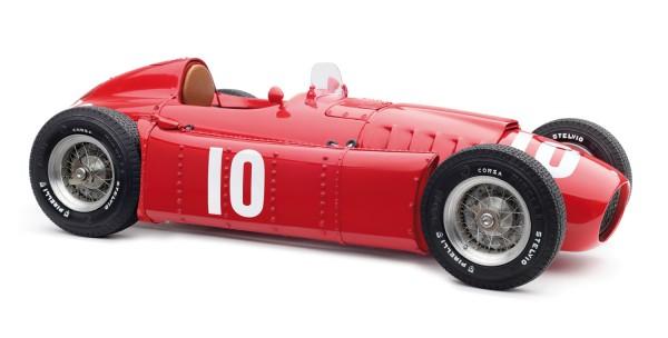 CMC Lancia D50, 1955 Pau GP # 10, Eugenio Castellotti Limitierte Edition 1000 Stück