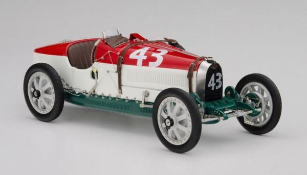 CMC Bugatti Typ 35 - Ungarn - Limited Edition 300