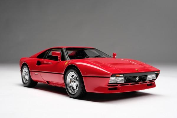 Amalgam Ferrari 288 GTO rot 1984 1:18