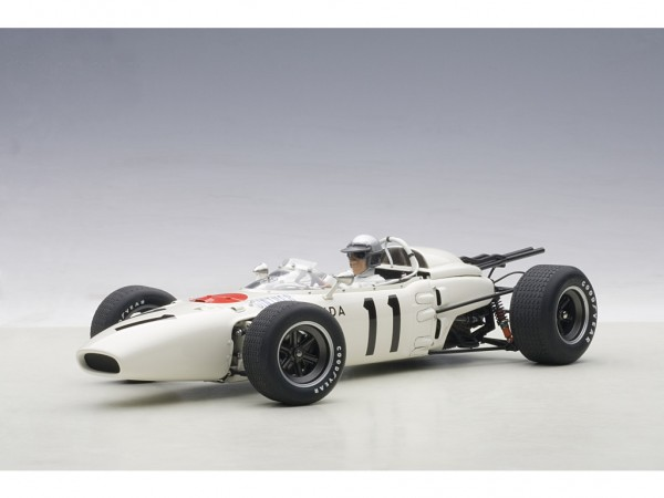 Auto Art Honda RA272 F1 GRAND PRIX MEXICO 1965 Richie Ginther #11 (mit Fahrer) Limited Edition