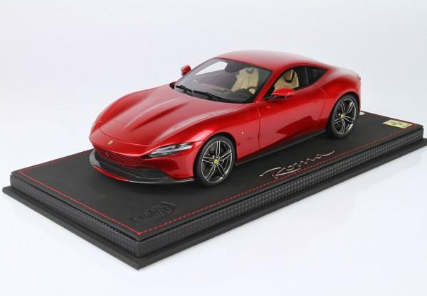 BBR Ferrari Roma Rosso Portofino Limited Edition 160 1/18