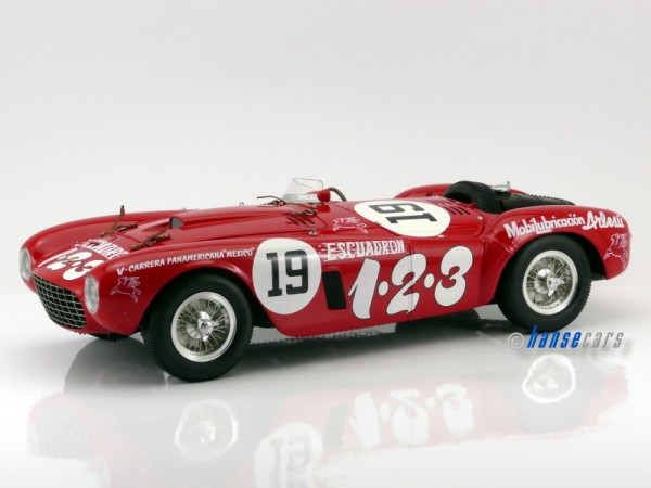 BBR Ferrari 375 Plus Carrera Panamericana