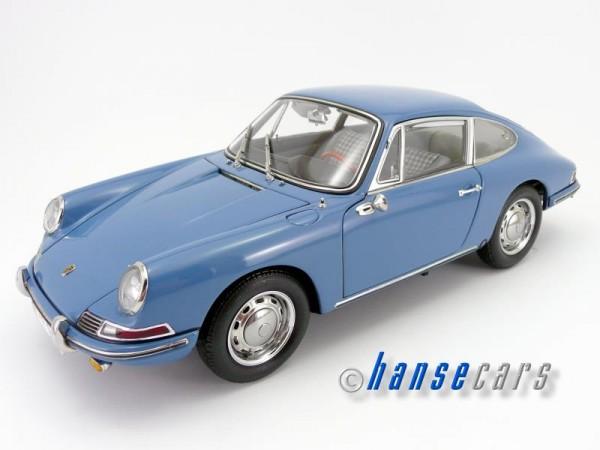 CMC Porsche 911 Coupe (901) 1964 Emailblau