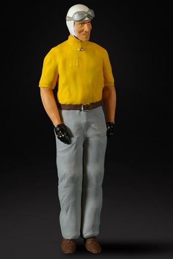 figurenmanufaktur Figur 1:18 Tazio Nuvolari, Rennfahrer