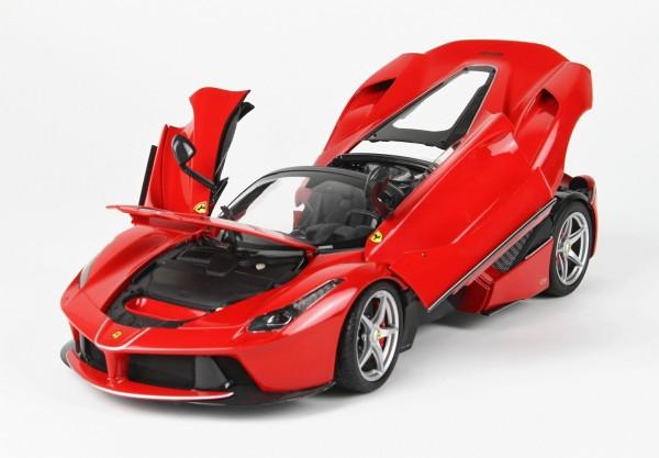 BBR Ferrari LaFerrari Aperta Rosso Corsa 322
