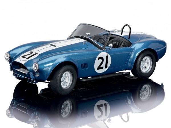 Schuco AC Cobra 289 blau Limited Edition 750 1:12