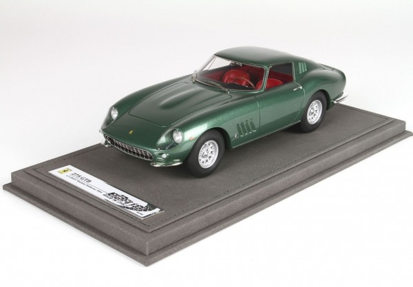 BBR Ferrari 275 GTB Personal Car Battista Pininfarina green 1/18 Limited Edition 200