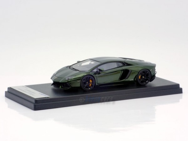 Looksmart Lamborghini Aventador LP 700-4 VERDE PSYCHE