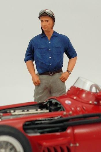 figurenmanufaktur Figur 1:18 Juan Manuel Fangio Rennfahrer