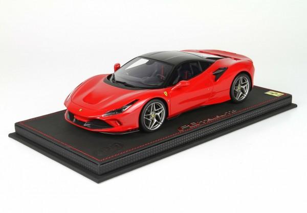 BBR Ferrari F8 Tributo rosso corsa 322 Limited Edition 48 1/18
