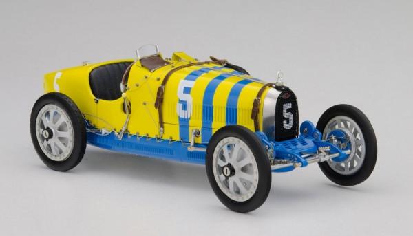 CMC Bugatti Typ 35 - Schweden - Limited Edition 500