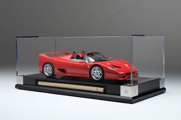 Amalgam Ferrari F50 rot 1996 1:18