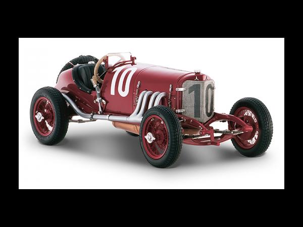 CMC Mercedes Targa Florio, SIEGER 1924 #10 Christian Werner / Karl Sailer