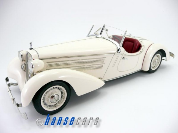 CMC Audi 225 Front Roadster 1935 creme Sondermodell