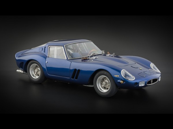 CMC Ferrari 250 GTO 1962 blau