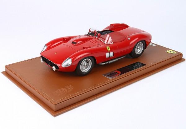 Ferrari 315 S 335S 1957 Street Version rot Limited Edition 40 1/18