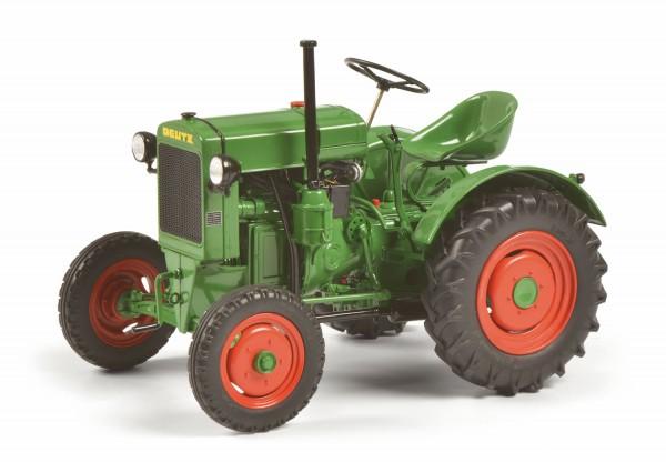Schuco Deutz F1 M414 grün/rot 1:18