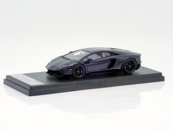Looksmart Lamborghini Aventador LP 700-4 BLU HERA