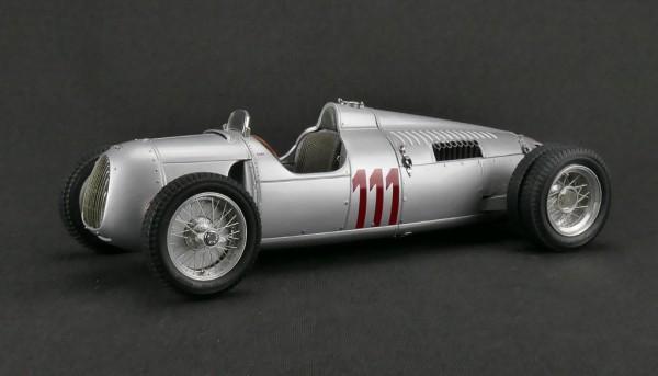 CMC Auto Union Type C Bergrenner 1937 Schau ins Land #111 H. Stuck Limited Edition 1.500