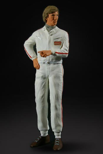 figurenmanufaktur Figur 1:18 Jochen Rindt, Rennfahrer